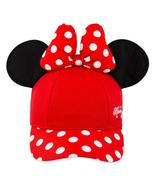 Minnie Mouse Baseball Cap w/Ears Youth Size - $25.00