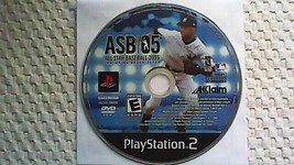 All-Star Baseball 2005 (Sony PlayStation 2, 2004) - $5.40