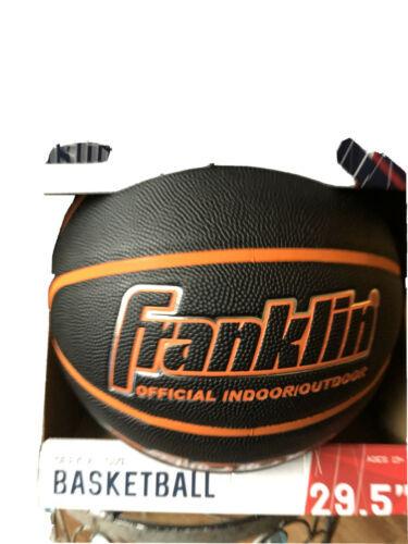 Franklin 4000 Official Size 29.5in Indoor/Outdoor Basketball Orange & Black - $22.26