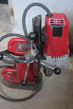 Milwaukee magnetic Drill Press 4202 base with motor - $889.00