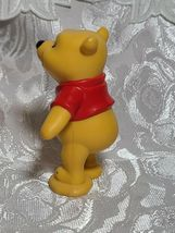 "Winnie The Pooh Bear 3"" PVC Birthday Cake Topper Action Figure Disney Store image 4"
