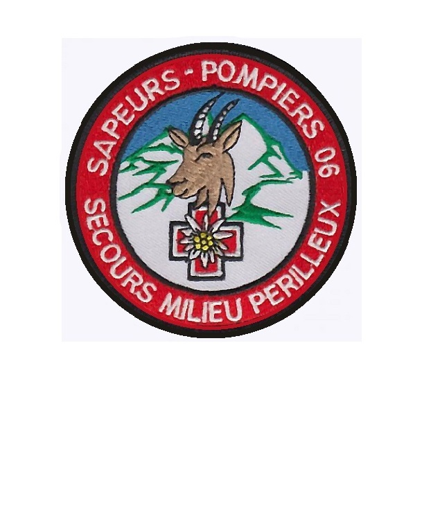 Imes secours milieu p rilleux french fire department search   rescue velcro 3.75 x 3.75 in 10.99