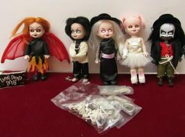 Series 5 MINI Living Dead Dolls FULL SET DEBOXED MINT Mezco - $75.00