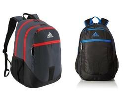 adidas Foundation III Backpack, 5143876 Night Grey/Scarlet or 5143132 Bl... - $49.95