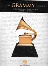 The Grammy Awards Record of the Year 1958-2011 Sheet Music Easy Guitar   - $11.34