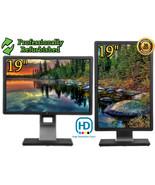 Bulk Business Dell Premium 19in LCD Dual Monitor HD 1440 x 900 P1913t (L... - $89.99