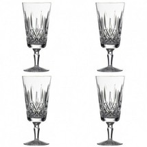 Waterford Lismore Tall Iced Beverage 11-Ounce Four Glasses (4) New # 613... - $313.04