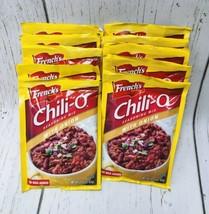 (10) French's Chili-O Seasoning Mix With Onion 2.25oz Expires 01/2023 - $36.63
