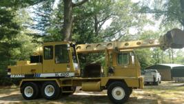 2001 GRADALL XL4100 For Sale in Montclair, VA 22025 image 1
