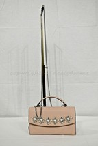Michael Kors Ava Jewel Large Phone Wallet/ Clutch/ Crossbody Bag in Ball... - $149.00