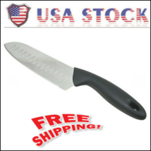 """!New! 5"""" Santoku Chef's Knife Stainless Steel Kitchen Chef Home (Free-Shipping) - $9.89"""