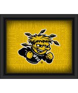 "Wichita State Shockers ""College Logo Plus Word Clouds"" - 15 x 18 Framed ... - $49.95"