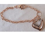 Silver cooper hearts bracelet 6 thumb155 crop