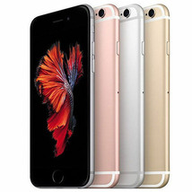 Apple iPhone 6S Plus 128GB Unlocked Smartphone Mobile Silver iphone6 Apple a1687 image 1