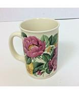Otagiri Advantage Collection Cottage Rose Coffee Tea Mug Ceramic 8 oz - $14.01