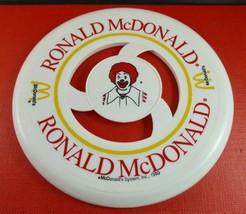 VINTAGE 1980~RONALD McDONALD~POCKET FLYER~FRISBEE TYPE GIVE AWAY~GARDENA... - $9.89
