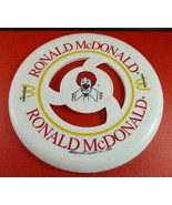 VINTAGE 1980~RONALD McDONALD~POCKET FLYER~FRISBEE TYPE GIVE AWAY~GARDENA... - $9.89