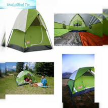Coleman Dome Tent for Camping | Sundome with Easy Setup (Renewed), 6-Per... - $112.42