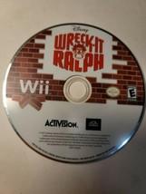 Wreck-It Ralph (Nintendo Wii, 2012) Not original case - $6.62
