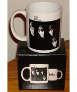 THE BEATLES WITH THE BEATLES COFFEE MUG New In Box! - $48.51