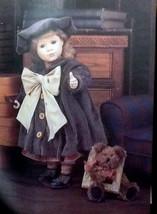 """Boyds Yesterdays Child """"Anne W/ Rockwell~The Masterpiece""""  #4922 16"""" Doll Le Nib - $59.99"""