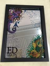 Ed Hardy Mirror mermaids design - $50.00