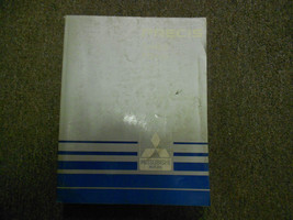 1990 Mitsubishi Precis Service Repair Shop Manual Factory Oem Book 90 Dealership - $19.76