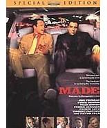 Made (DVD, 2001, Special Edition) Famke Janssen, Vince Vaughn - $1.95