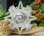 Vintage mexico sterling silver 925 star brooch pendant evb thumb155 crop