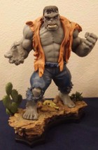 Bowen Grey Hulk statue First Appearance Retro classic - $608.97