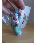 1984 Disney Babies New Arrivals Baby Donald Ceramic Christmas Ornament  - $24.00