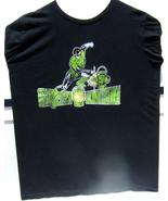 DC Vintage Pre-owned Green Lantern Medium Size Black T-Shirt 100 % Cotton - $9.95