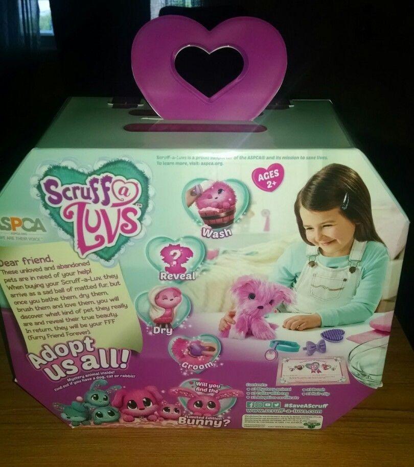 Scruff A Luvs Little Live Pets Season 1 Single Pink Surprise Pet Animal New Love
