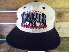 New York Yankees 1994 World Series Champs Rare New Nwt Vintage Snapback Hat Cap - $1,484.99