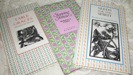 Peter Pauper Press, NY- Devotions/Meditations Pocket Book-Set of 3- 80's - $12.00