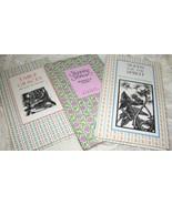 Peter Pauper Press, NY- Devotions/Meditations Pocket Book-Set of 3- 80's - $12.00