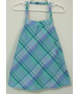 Girls Cherokee Aqua Halter Top Size XS 4-5 - $3.95