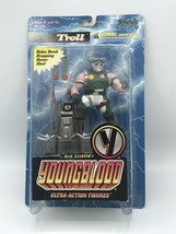 Youngblood Troll Ultra Action Figure 1995 McFarlane Toys ~SEALED NOC - I... - $9.41