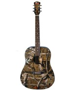 Mossy Oak Camouflage Acoustic Guitar - $199.95