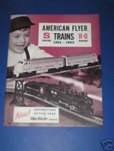 1961 Gilbert American Flyer Trains Catalog D2267 - $19.99