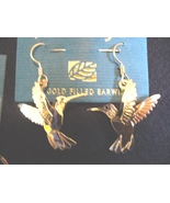 Wild Bryde Large Hummingbird Earrings - $17.60
