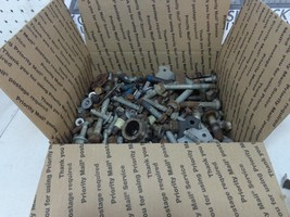 Box of Miscellaneous Bolts Clips Fasteners 2002... - $37.00