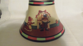 Yankee Candle Christmas Mice Porcelain Topper Shade for Jar Candles NEW - $19.99