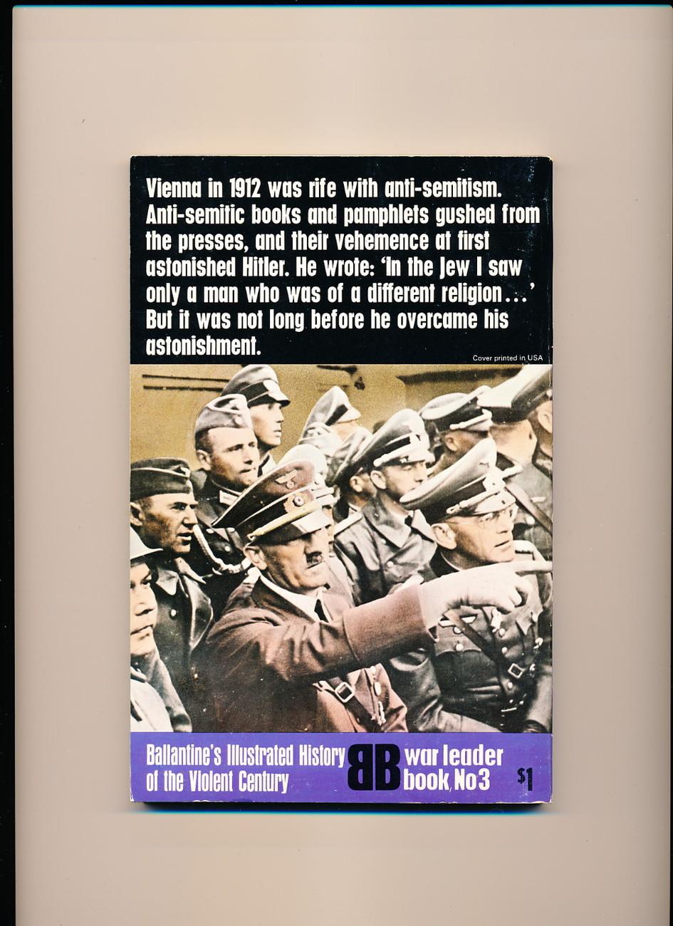 Hitler (War Leader Book No 3)