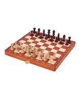 Magnetic Chess Set Inlaid - High quality - $27.69