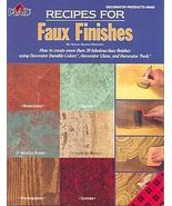 FAUX FINISHES ~Plaid Painting Book - $5.90