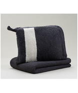 Kashwere Travel Throw Blanket - Dark Grey - $78.00