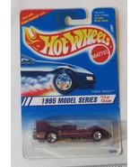 Hot Wheels Mattel 1995 Model Series #11 of 12 cars Power Rocket die cast... - $23.75