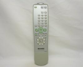 Sharp GA108SA Factory Original TV Remote 32F630, 32F631, 20F630, 27F630, 36F630 - $10.39