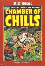 Chamber Of Chills Vol #1 - Harvey Horrors - Precode Horror Comics 1951-52 Color - £14.88 GBP